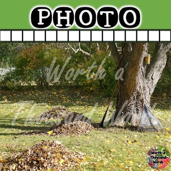 Photo: Autumn Leaves (Piles of Leaves)