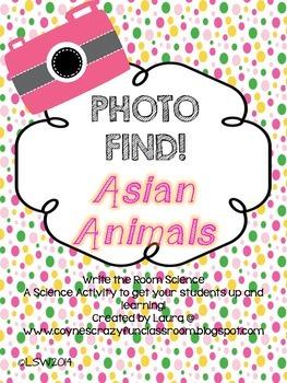 Photo Find!  Asian Animals