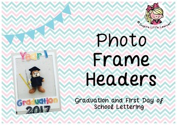Photo Frame Headers