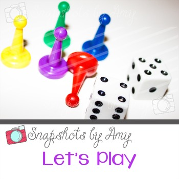 Photo: Game with Dice