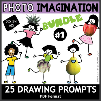 Photo Imagination Drawing - Bundle Set #1
