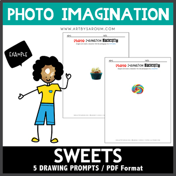 Photo Imagination Drawing - Sweets