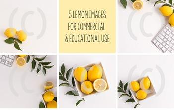 Photo: Lemon: Desk: 5 images