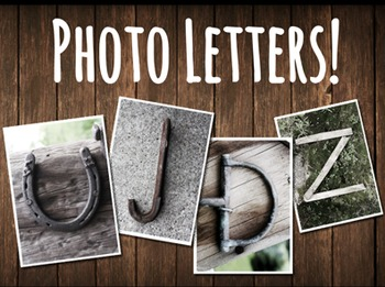Photo Letter Powerpoint