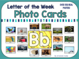 Photo Letter of the Week- over 350 real photo cards!