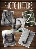 Photo Letters!