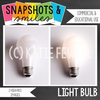 Photo: Light Bulb: 2 images