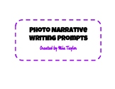 Photo Narrative Writing Prompts