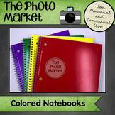 Photo: Notebooks