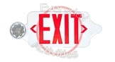 Photo Of Exit Sign, Building Exit Red Letters Image, Real Image, Pinterest Photo