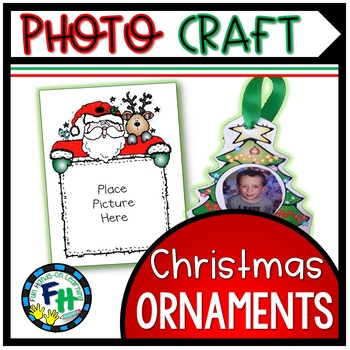 Photo Ornaments Craft