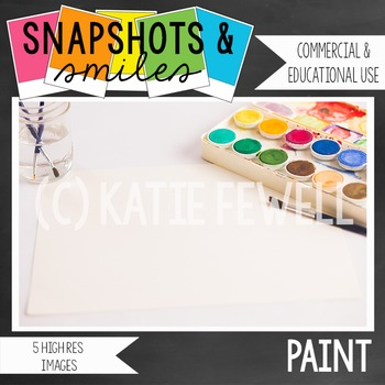 Photo: Paint: 5 images
