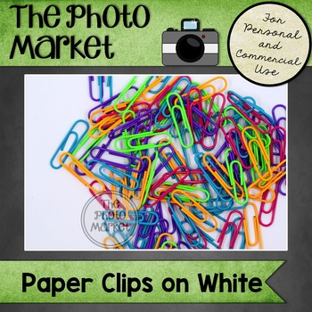 Photo: Paperclips