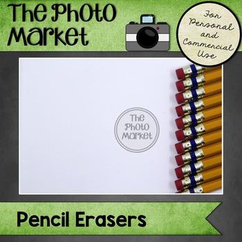 Photo: Pencil Erasers