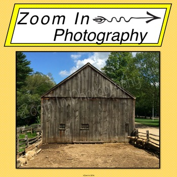 Stock Photo: Pioneer Revolutionary War Period Farm (d)