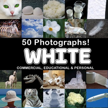 Photos WHITE OBJECTS