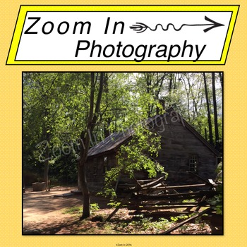 Stock Photo: Pioneer Schoolhouse (a)