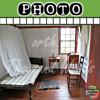 Photo: Pioneer and Settler - Bedroom