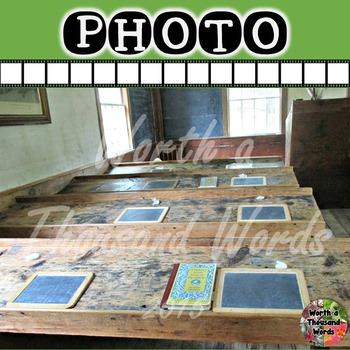 Photo: Pioneer and Settler - School