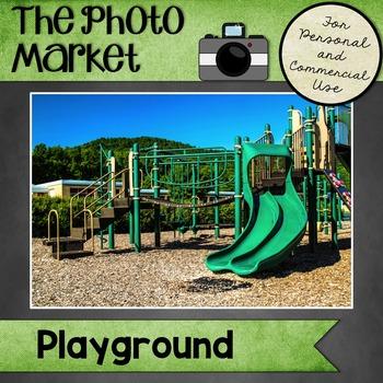 Photo: Playground