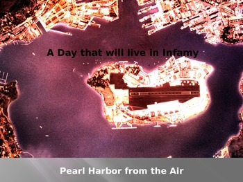 Photo Powerpoint of the Bombing of Pearl Harbor