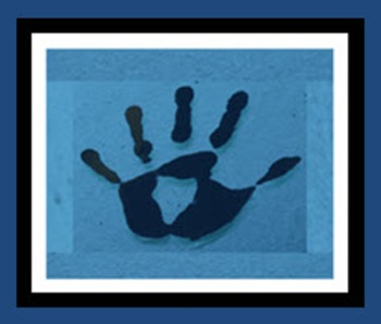 Photo Products - Heart in Hand - Light Blue Theme