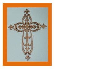 Photo Produts - Wooden Cross 6 Colors on White Theme