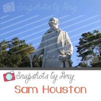 Photo: Sam Houston