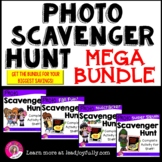 Photo Scavenger Hunt BUNDLE