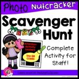 Photo Scavenger Hunt for Staff (NUTCRACKER) Using QR Codes: (Principals/Leaders)