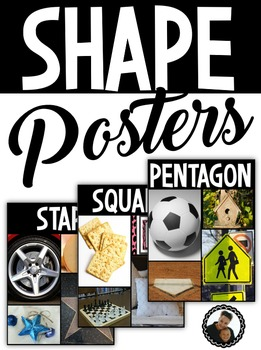 Photo Shape Posters