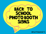 Photo Signs