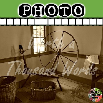 Photo: Spinning Wheel