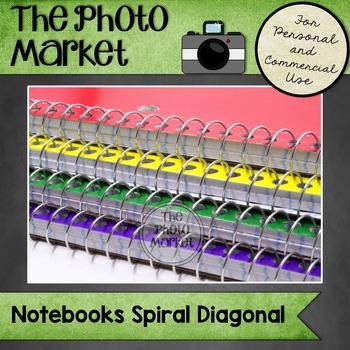Photo: Spiral Notebooks