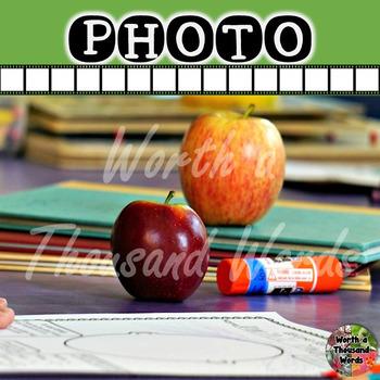 Photo:  Student's Apple