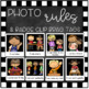 Photo Style Classroom Rules & Badge Clip Brag Tags