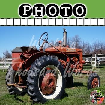Photo: Tractor
