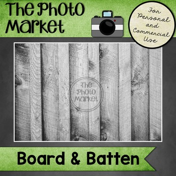 Photo: Wall - Board and Batten