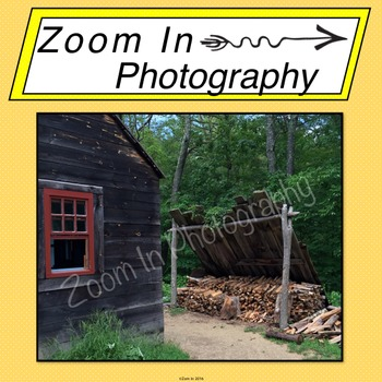 Stock Photo: Wood Pile During Pioneer Revolutionary War Time Period