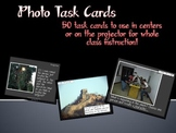 Photo Writing Prompt Task Cards