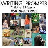 Writer's Workshop Photo Prompts to Spark Imagination and C