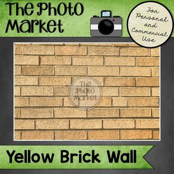 Photo: Yellow Brick Wall