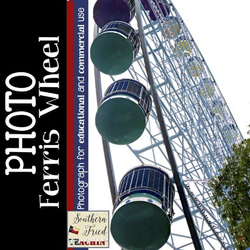 Photo for Educational and Commercial Use: Ferris Wheel