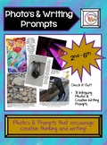 Photo's & Writing Prompts 2nd-6th grade