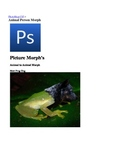 PhotoShop CS5 Animal Person Morph Project