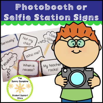 Photobooth and Selfie Station