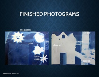 Photograms: Make Photographs Without a Camera