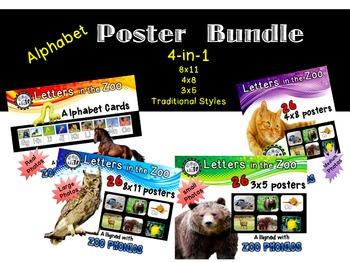 Photo Alphabet Posters SUPER Bundle