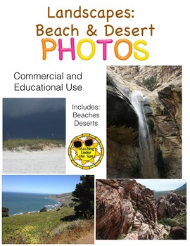 Photos for Commercial Use, Stock Photo- Beach & Desert Landscapes