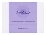 Photograph Assessment of Early Language Skills: Early Chil